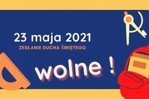 23 maja 2021